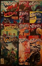 Complete Infinity Inc #1 2 3 4 5 6 7 8 9 10 11 12  VF/NM condition 1st Prints DC
