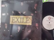 EXILE MIXED EMOTIONS LP IN SHRINK ON WARNER BROTHERS RECORDS