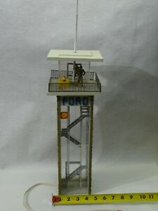 Custom FORD FIAT TRACK SIDE Accessory tower with light MINT USED CONDITON