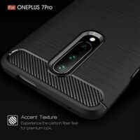 Slim Shockproof Heavy Duty Rugged Bumper Case Cover For OnePlus 7 Pro 6 6T 5 5T