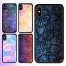 iPhone X 8 8 Plus 7 6s 6 SE 5s Case Mandala III Pattern Bumper Cover For Apple