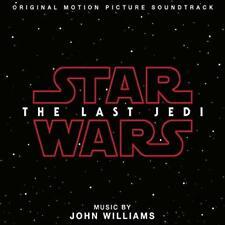 John Williams - The Last Jedi OST [CD] Sent Sameday*