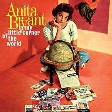 CD ANITA BRYANT IN MY LITTLE CORNER OF THE WORLD I LOVE PARIS ARRIVERDERCI ROMA