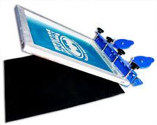 1 Color Screen Printing Press Diy Shirt Clamp Simple Printer With Rubber Pad