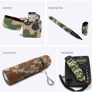Nastro camouflage 5cm x 4,5 Metri adesivo fasciatura protezione mimetizzarsi