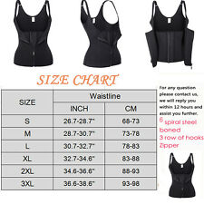 Women Body Shaper Slimming Waist Trainer Cincher Underbust Corset Shapewear Hot