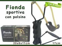 FIONDA SPORTIVA CON POLSINO 17CM GIOCATTOLO GIOCATTOLI PER BAMBINI