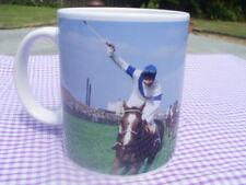 Famous Grand National Winners Aldaniti Tribute mug 11oz original design (new)