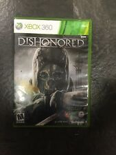 Dishonored Xbox 360 Microsoft Game