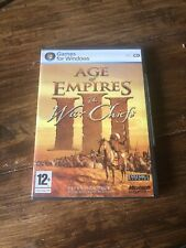Age Of Empires III (3) - Expansion Pack - The War Chiefs - Windows PC CD