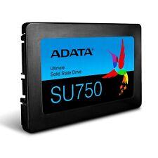 """ADATA 1TB SSD SU750 2.5"""" SATA III 3D NAND TLC Internal Solid State Drive"""