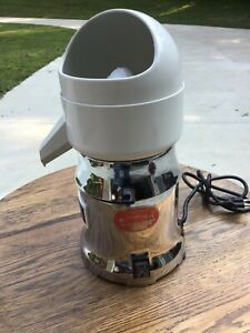 Sunkist Juice Extractor 8-R Commercial Juicer Excellent Condition!