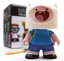 "Titans CARTOON NETWORK COLLECTION - FINN Adventure Time 3"" Vinyl Action Figure"