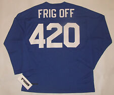 FRIG OFF Hockey Jersey 420