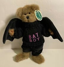 "Bearington Bears ""Bat Boy"" - Retired Bear- Sku #1804- 2003 HALLOWEEN 10"" Bear"
