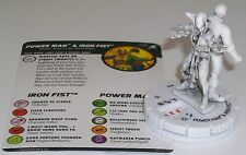 POWER MAN & IRON FIST 050  Superior Foes Of Spider-Man HeroClix Sketch Variant