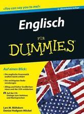 Englisch für Dummies, mit Audio-CD Blöhdorn, Lars M.|Hodgson-Möckel, Denise f