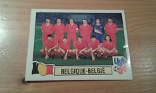 N°391 TEAM EQUIPE ELFTAL # BELGIQUE-BELGIË PANINI USA 94 WORLD CUP ORIGINAL 1994
