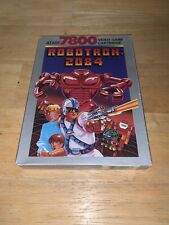 Robotron 2084 Atari 7800 Video Game Complete Brand New In Box Never Played