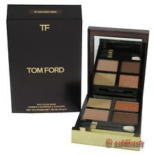 Tom Ford Eye Color Quad (01 Golden Mink) .35oz/10g New In Box