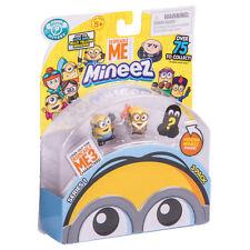 Méprisable Me 3 Mineez Core Collector Pack (série 1) NEUF