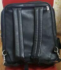 Leed's Leeds Case Photo/Laptop Backpack Black Carry On Travel Computer Bag