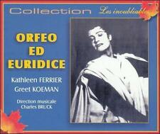 FREE US SHIP. on ANY 3+ CDs! NEW CD Koeman, Greet, Ferrier, Kathleen: Orfeo ed E