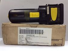 """ASCO Joucomatic P.No. 34203003 Compressed Air Filter G1/2"""" 16 BAR"""