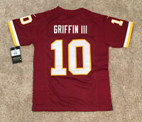 Robert Griffin III Washington Redskins Nike Youth Limited Jersey. NWT. Pick Size