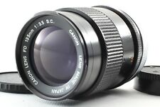 【MINT】Canon FD S.C 135mm f/3.5 Lens from Japan #15