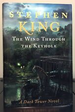 THE WIND THROUGH THE KEYHOLE~ Stephen King ~ Dark Tower~ 1st ed & 1st print~FINE