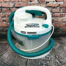 Hoover Steam Vac Jr Compact Spot Cleaner F5411 Portable Shampooer