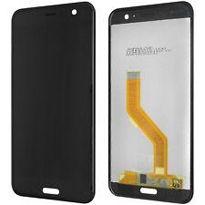 HTC U11 Komplettes LCD Display Touchscreen Schwarz + Werkzeugset