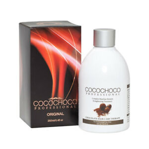 CocoChoco Original Keratin Hair Treatment 250 ml | 50ml clarifying shampoo free