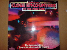 MUSIC FROM CLOSE ENCOUNTERS OF THE THIRD KIND - THE SOUND WORKSHOP & ORCHESTRA