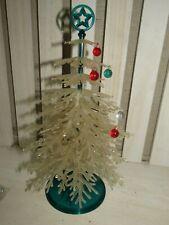 Mid Century Xmas Plastic Christmas Tree Columbia