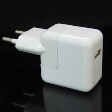 2A EU Plug USB AC Wall Charger Travel Power Adapter For iPad Mini and iPad 2/3/4