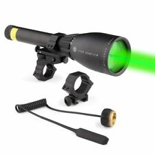 Laser Genetics ND3 x 50 Long Distance Green Laser Designator With Mount New