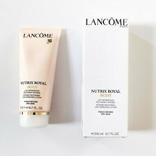 Lancome Nutrix Royal Body Lotion For Dry Skin 200ml Boxed Lipid Enriched