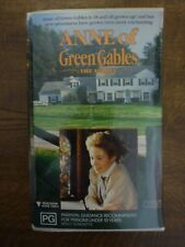ANNE OF GREEN GABLES The Sequel Roadshow Home Video Double Sealed Video Tapes