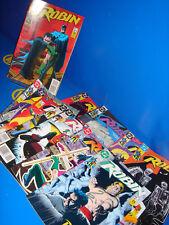 Lotto di fumetti-collezione ROBIN -12 numeri ediciones zinco staple-molto buon