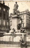 CPA 33 BORDEAUX  statue du président carnot