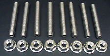 Ford 4.6 & 5.4 Liter V8 stainless exhaust manifold stud kit. Fits ANY 4.6 OR 5.4