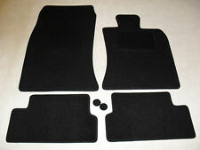 BMW Mini Convertible 2008-2016 Fully Tailored Car Mats in Black