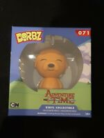"FUNKO ADVENTURE TIME JAKE The Dog DORBZ Vinyl Collectible 3"" NEW BOXED SEALED UK"