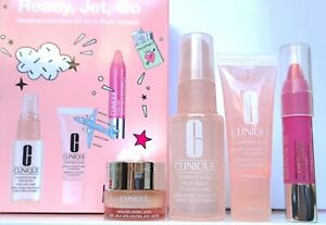 Clinique eyes and face skincare set