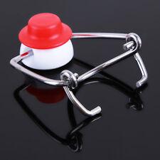 Red Replacement Swing Tops Cap Flip Top Stopper Root Beer Bottles Caps S