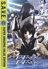 FAFNER: THE COMPLETE SERIES AND HEAVEN'S EARTH - S.A.V.E. NEW DVD