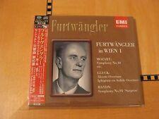 Furtwangler in Wien I Mozart/Gluck/Haydn - Japan Super Audio CD