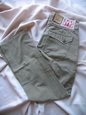 """Mustang Jeans/Chinos """" Alabama , Frank Based """" W 32 L34 Olive"""